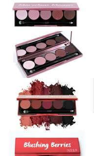 Dose of colours eyeshadow palettes