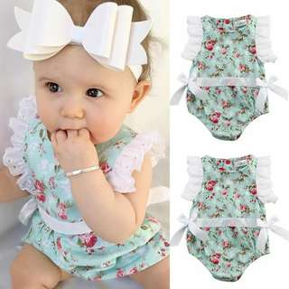 Baby Girl Rompers Suit