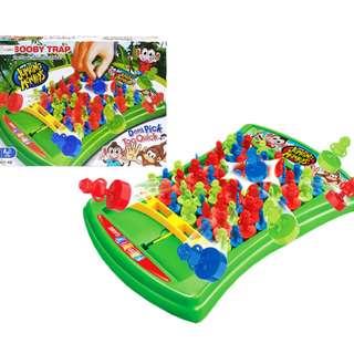 Mainan Anak BOOBY TRAP JUMPING MONKEYS - 007-48