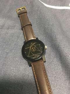 Watch皮帶手錶