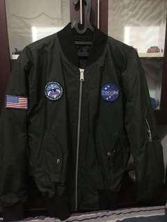 Bomber jacket Army