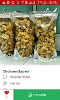 Chicharon Bagnet (restock)