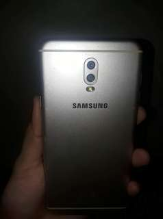 Samsung J7 PLUS gold with Professional dual Camera