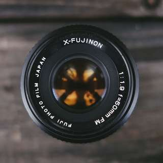 MF X-Fujinon f50mm 1.9