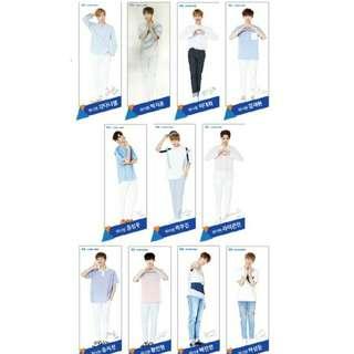 Wanna One poster 海報 Yohi
