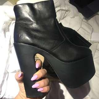 ROC Hoseiku Boots BLACK