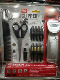 (New) Rechargeable Hair Cutting Set