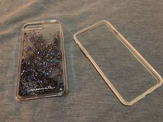 iPhone 8 Plus Glitter Case and Bumper