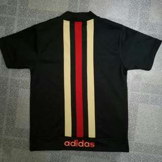 Repriced!!! Super Dope Authentic Adidas Back Stripes Shirt