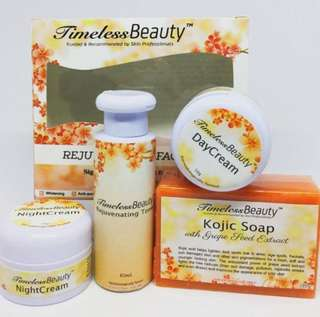 TIMELESS BEAUTY REJUVENATING SET