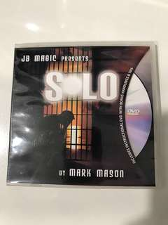 Solo by Mark Mason magic trick