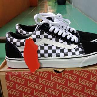 Vans Oldschool Checkerboard