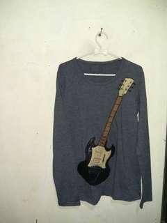 #mausupreme kaos gitar