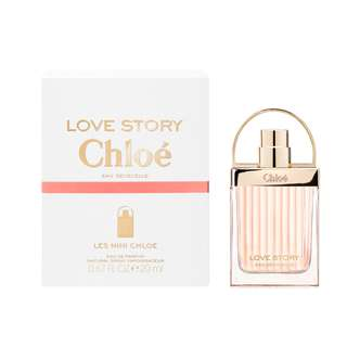 Chloe Love Story Perfume  愛情故事女性淡香水 20ML