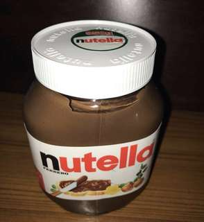 Nutella (UNOPENED)