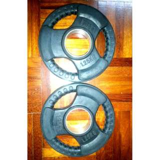 1.25kg Weight Plates