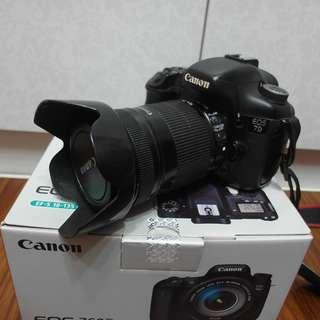 【出售】Canon 7D 中階機皇 數位單眼相機