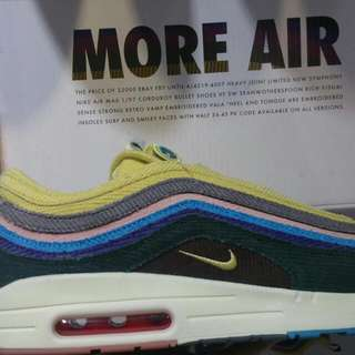 Airmax 1/97 Sean Wotherapoon