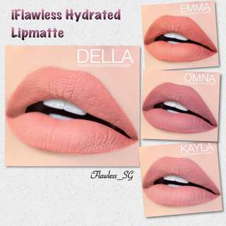 iFlawless Hydrated Lipmatte