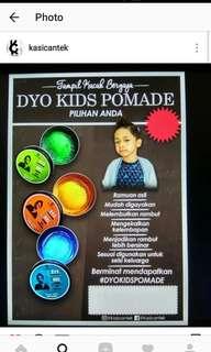 Kids pomade