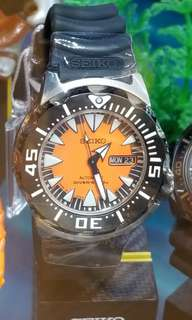 SEIKO $3390...8折售 自動 男裝錶
