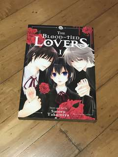 The Blood-Tied Lovers volume 1