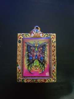 Butterfly Amulet, thai amulet