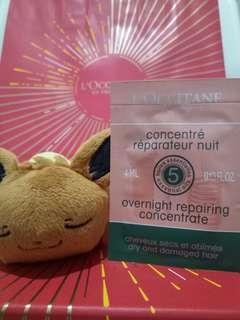 L'Occitane - Repairing Overnight Concentrate 4ml