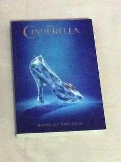 Cinderella Book Of The Film