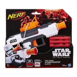 Mainan Anak Laki NERF STAR WARS STORMTROOPER - B3171