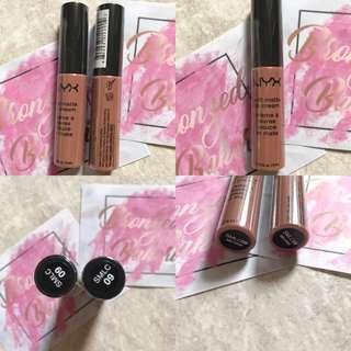 NEW Authentic Nyx Soft Matte Lip Cream