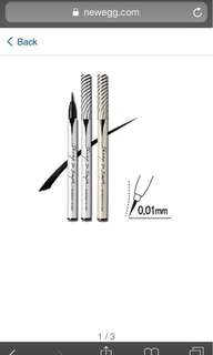 Clio Sharp, So Simple Waterproof Pen Liner 0.01mm Black