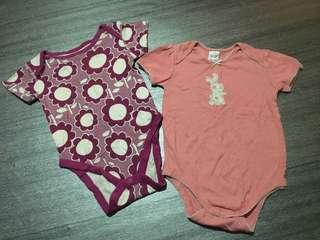 Combo Romper baby girl (12-18m)