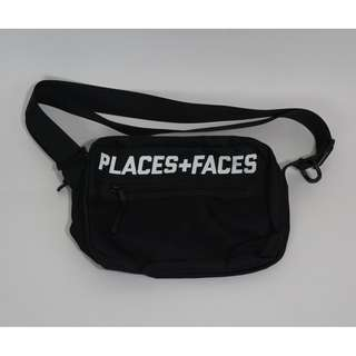 Places + Faces Shoulder Bag Black