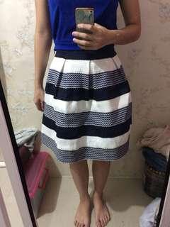 Rok flare - flare skirt