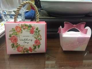 婚禮喜糖盒