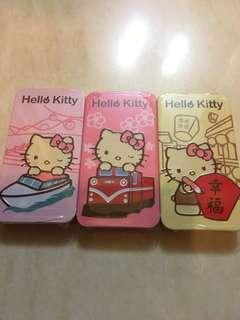 Kitty鐵盒 全新 未開 (不能吃)