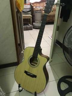 🚚 Woodtone 木吉他(可議價)