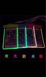 Glow In The Dark Cellphone Waterproof