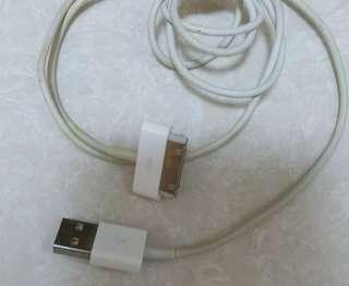 原廠舊款ipad 2叉電線