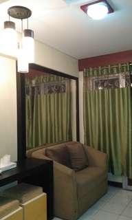 Apartemen sentra timur 2 kamar full furnish