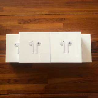 🚚 Apple airpods 全新未拆封