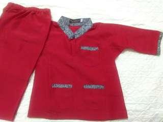 Baju Melayu