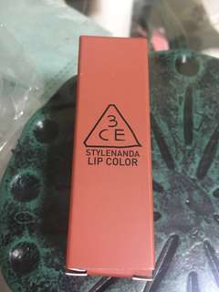 Sealed Instock authentic 3ce stylenanda mood recipe autumn series 116 inked heart matte lipstick