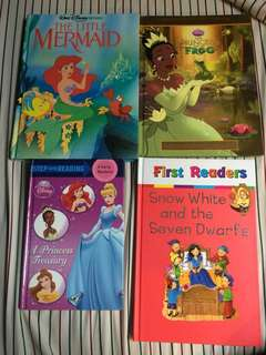(REPRICED) Children's Books @ 120 pesos