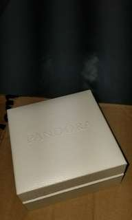 Pandora 首飾禮物盒
