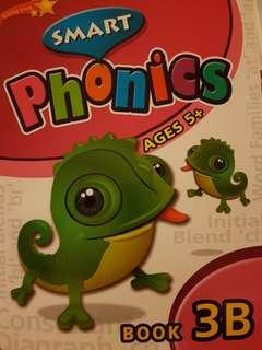 SMART Phonics Book 3B