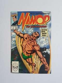 Marvel Comics Namor 1 Near Mint Condition John Bryne Art