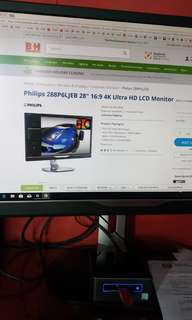 Philips 28 inch 4K Monitor
