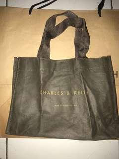 Sarung Tas Charles & Keith small